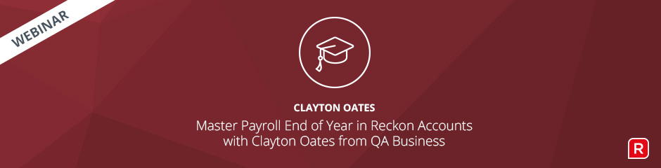 Payroll End of Year Master Class - Reckon Accounts