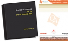 QA Reckon Accounts - BAS and EOY Manuals Combo Pack