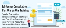 JobKeeper Setup & Training - (0-10 Employees)